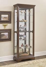 Wall Curio Cabinet Glass Doors Curio Cabinet With Glass Doors Wall Curio Cabinet Glass Doors
