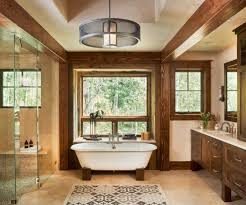 simple 90 rustic modern master bathroom decorating inspiration of