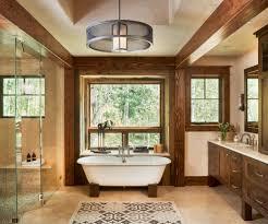 Rustic Modern Bathroom Rustic Modern Hardwood Floor Bathroom Wood Bathroom Surripui Net