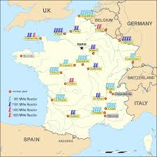 Reliant Power Outage Map Nuclear Power In France Wikipedia
