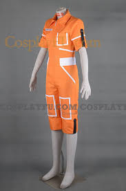 portal jumpsuit custom chell jumpsuit from portal cosplayfu com