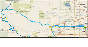 Meeker Colorado Map by Colorado Rusa Permanents