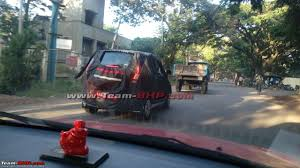 used lexus suv in bangalore mahindra e2o 4 door spotted testing in bangalore