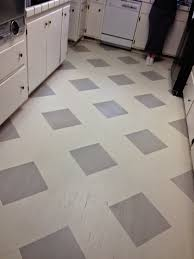 Painted Kitchen Floors by The Perfectly Ha Painted Kitchen Floor Barnaclebutt