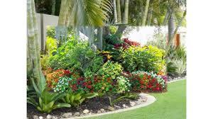 Small Garden Plant Ideas Backyard Tropical Landscape Design Plans Small Tropical Garden