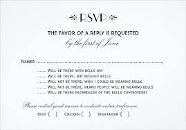 Response Card Wording Wedding Rsvp Card Wording Template Wedding Invitation Sample