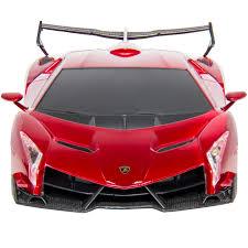 lamborghini veneno back 1 24 officially licensed rc lamborghini veneno sport racing car w