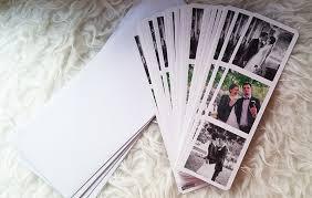 remerciement mariage photo les remerciements mariage diy et bon plan