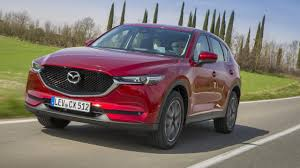2017 Mazda Cx 5 Review Top Gear