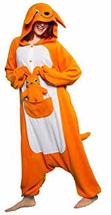 Amazon Halloween Costumes Amazon Kangaroo Animal Halloween Costume Size Standard