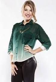 ombre blouse spiked ombre blouse shop priceless