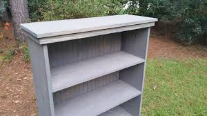 coastal oak designs rustic bookcase
