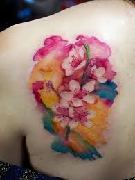 141 best watercolour tattoos images on pinterest foxes ps and