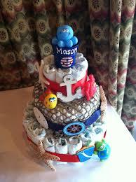 567 Best Diaper Cake Business Images On Pinterest Baby Shower