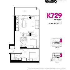 2 bedroom condo floor plans karma condos karma condo 2 bedroom floor plans