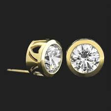 diamond earrings on sale made diamond earrings miadonna