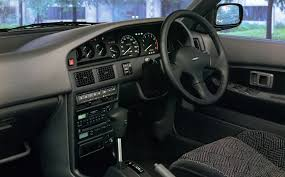 86 Corolla Interior Dashboard Toyota Sprinter Carib Ae95g U00271990 U201395 Build