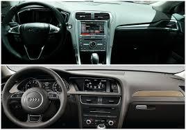 compare audi a3 and a4 comparison 2015 ford mondeo vs audi a4 sedan autoevolution picture