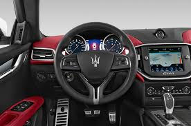 maserati ghibli grey black rims 2015 maserati ghibli steering wheel interior photo automotive com