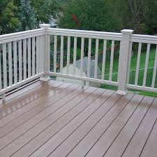 Decking Kits With Handrails Azek Premier Rail Kit 6 U0027 X 3 5