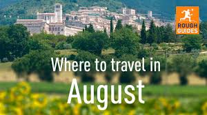where to travel in august images The best places to visit in august jpg