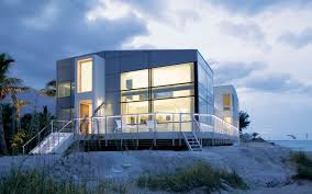 Beach House by Beach Road 2 House By Hughes Umbanhowar Architects