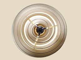 1950s Chandelier Poul Henningsen 1894 1967 A Rare U0027spiral U0027 Ceiling Light
