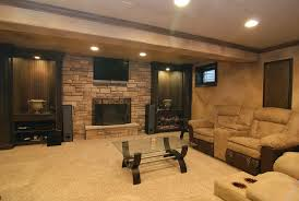 home design interior incredible small basement remodel ideas