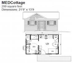 Backyard Guest House Plans by Senior Housing In The Backyard Granny Pod Backyard Cottage And