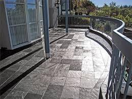 Terrace Tiles Design