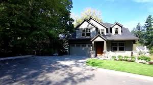 northwest craftsman home for sale portland real estate youtube