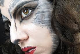 Good Halloween Face Makeup by Halloween Female Werewolf Makeup Tutorial Youtube