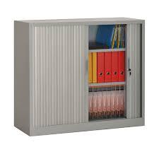 armoire metallique bureau metallique porte coulissante 10 avec de bureau en bois et a