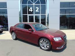 2017 chrysler 300 limited in velvet red pearlcoat for sale in fall