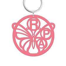 Acrylic Name Necklace Aliexpress Com Buy Custom Monogram Keychain Handbag Charm