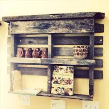 Building Wood Bookshelf by Diy Rustic Pallet Wooden Bookshelf 101 Pallets