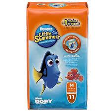 huggie drinks huggies swimmers disposable swimpants swim medium