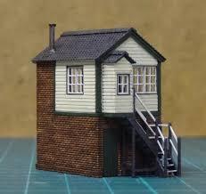 signal shed n12 signal box severn models