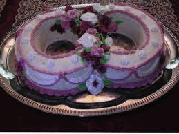 double wedding ring cake cakecentral com