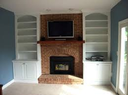 stone fireplace with built in tv wpyninfo