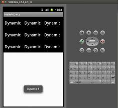 gridview android sle program android gridview static gridview creation in