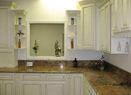 Antique White Kitchen Cabinets Antique White Kitchen Cabinets With White Appliances U2014 Alert