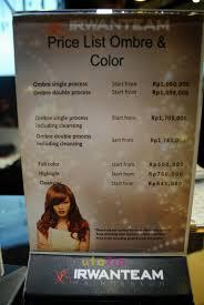 irwan team hair design coloring service utotia beauty blog