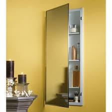 jensen medicine cabinet metro deluxe 15w x 35h in surface mount