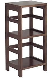 Espresso Console Table Amazon Com Winsome Wood Linea Console Table Espresso Kitchen