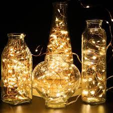 amazon com gdealer 4 pack fairy lights fairy string lights