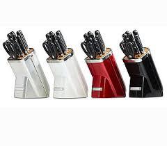 kitchen aid knives 11pc professional series cutlery set kkfma11ca kitchenaid