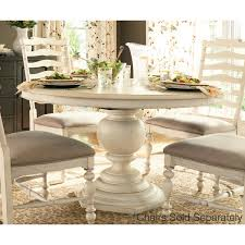 Paula Deen Outdoor Furniture by Paula Deen Home Casual Pedestal Dining Table With 18