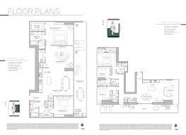 Echo Brickell Floor Plans Echo Brickell Christopher Valori