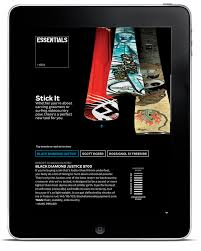layout magazine app outside magazine app rian mccormack interactive designer